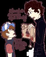 [FANART] Sherlock is Getting Desperate by DiableDiablo