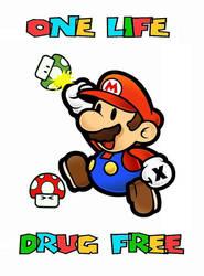 Mario Straight Edge design