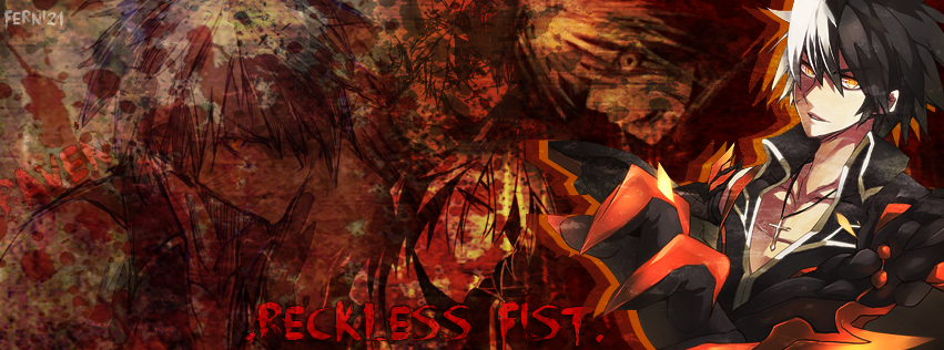 Raven Reckless Fist