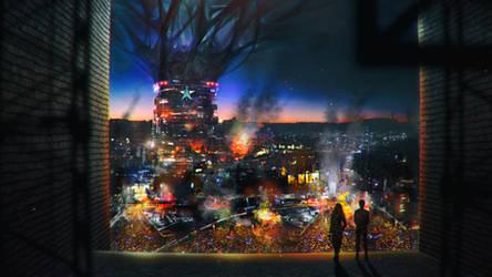AfterDark - Final Battle by terrie923