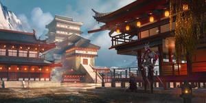 Samurai Town