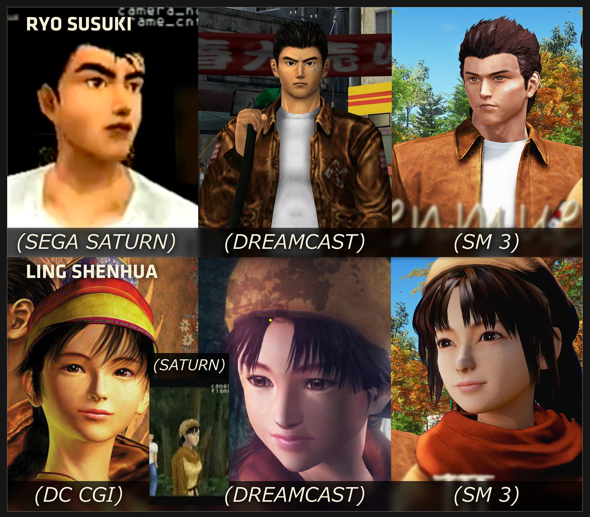 Shenmue 3 By Marblegallery7 On Deviantart