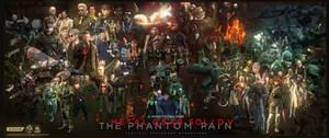 Metal Gear Solid V The Phantom Pain (1987-2015)