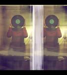 Gramophone record cliche