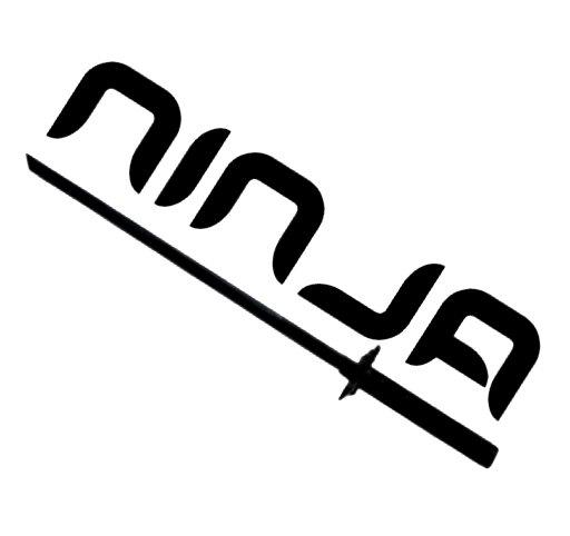 ninja logo 2 by snarlegugs on deviantart rh snarlegugs deviantart com ninja logo design ninja logo design