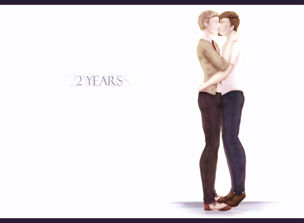 Two Years by Kodiak-Child