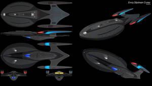 Envoy class Orthos by kjc733