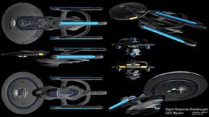 USS Wyvern Orthos