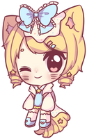 Mini Yui by bakamilk