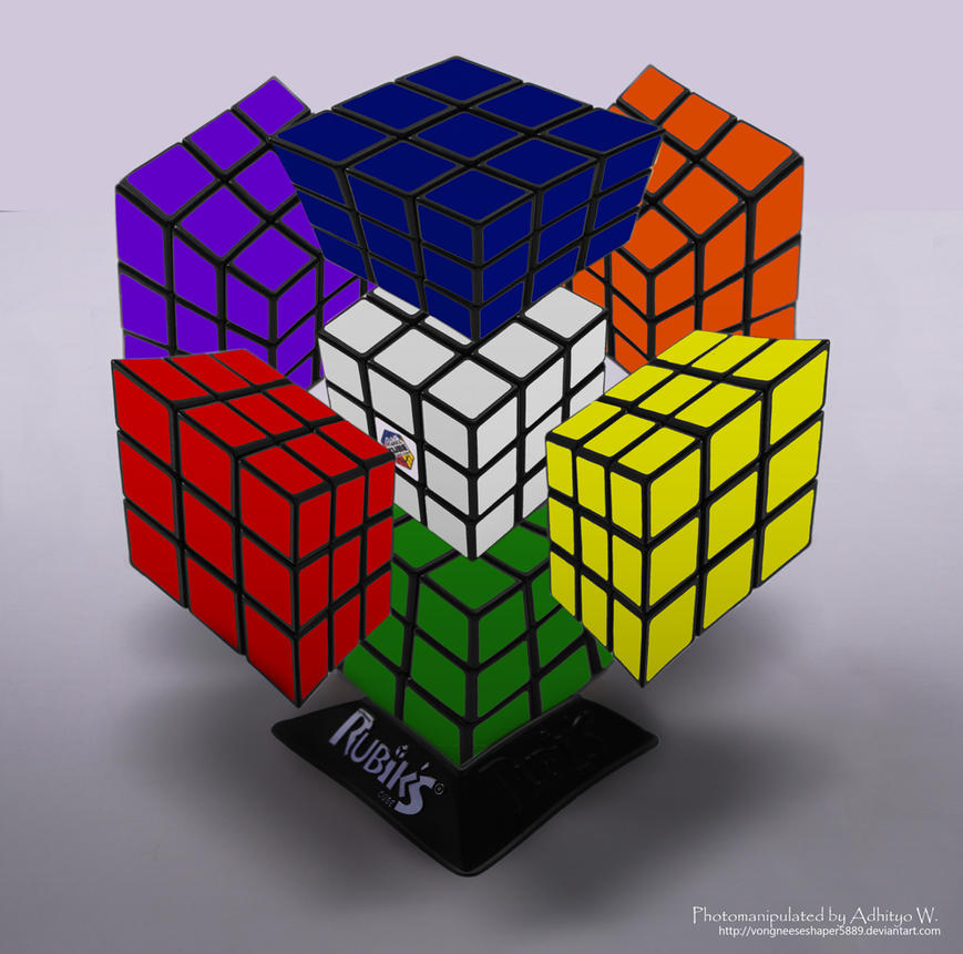 rubik s cube and a alpha b The easiest rubik's cube solution you only have to learn 6 moves we divide the rubik's cube into 7 layers and solve each group not messing up the solved pieces.