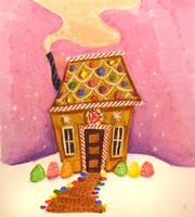 Gingerbread House by JasonChandler