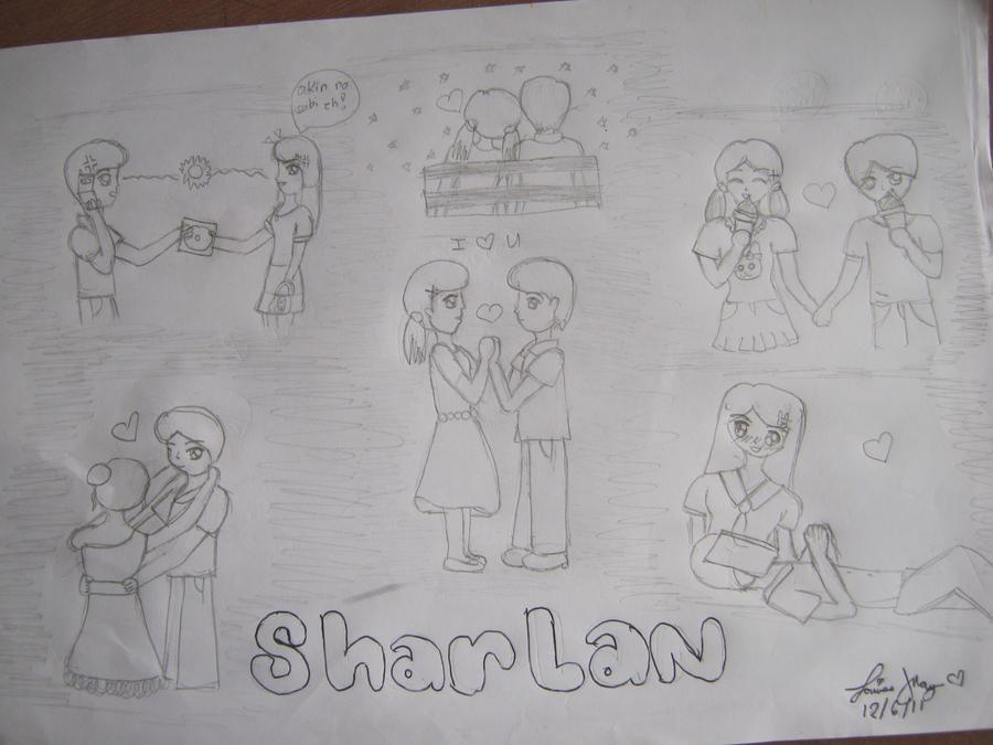 SharLan Loveteam - Sadist Lover by cutelouisa-chan