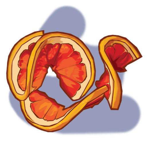 Citrus Study - Grapefruit