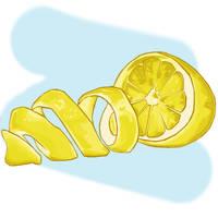 Citrus Study - Lemon
