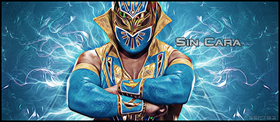 Sin Cara 3 By StraightEdgeFan783