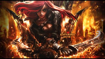 Katarina by StraightEdgeFan783