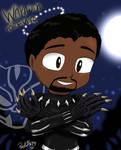 Wakanda Forever by Pocket4679