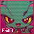 Misdreavus Fan Button