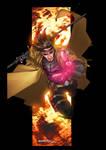 Gambit by Harvey Tolibao