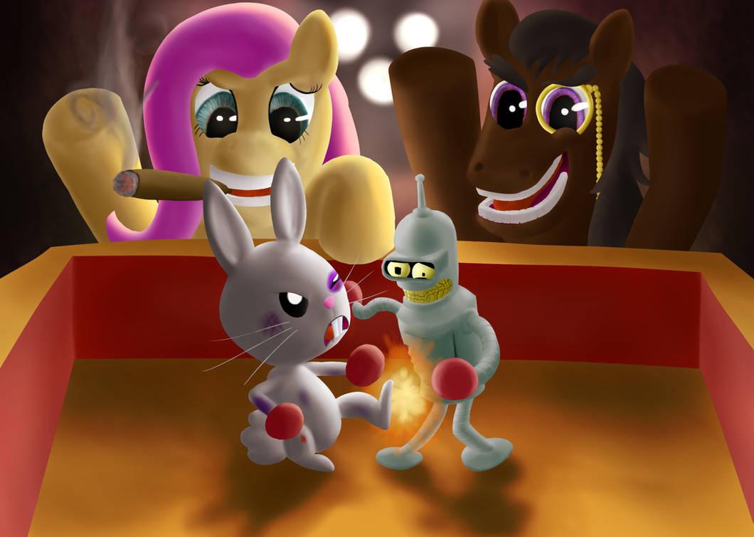 Pony Pet Fight Club