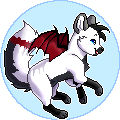 Dragon Wolf Icon for Shado