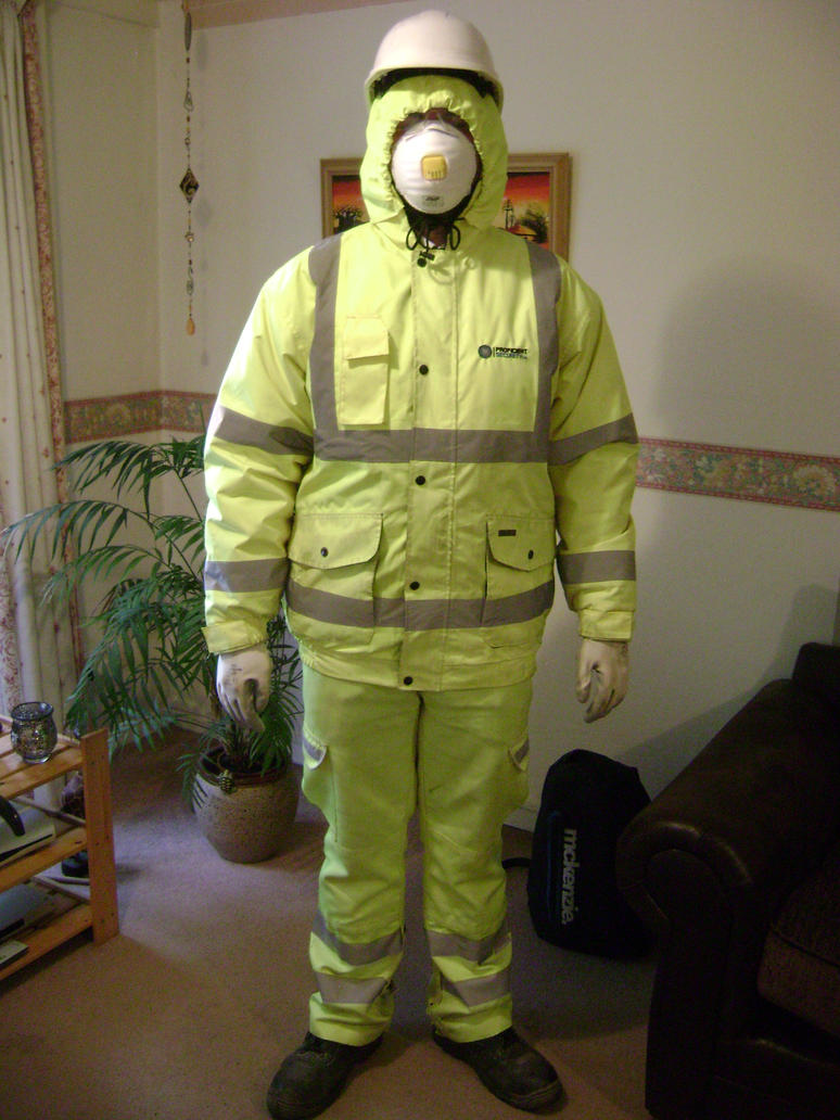 My PPE Suit by Cylexus