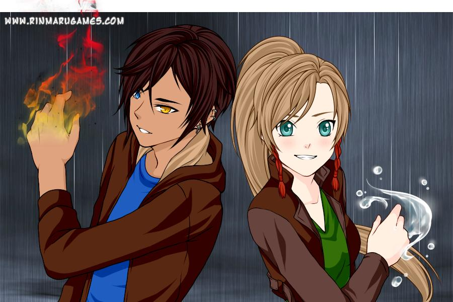 Anime Partners Dress Up Game By Rinmaru By Aki The Cat On Deviantart