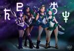Sailor Scouts, Outer Senshi