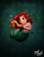 Little Ariel by Chansey123