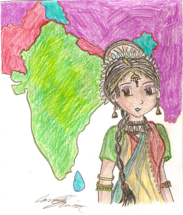Anime In India: Welcome To India By Anime17 On DeviantART