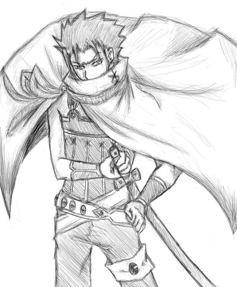 Youou Kurogane by Sasuke323