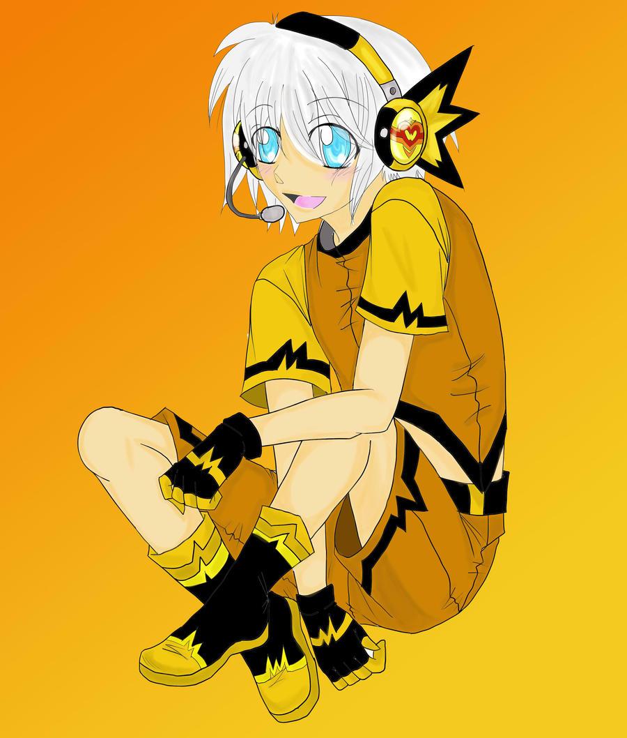 Aidan-Vocoloid Outfit by Sasuke323