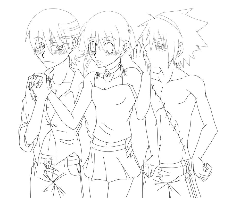 .::KidMaSo S.E OT3::. by Sasuke323
