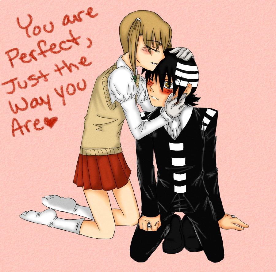 """You Are Perfect..."" by Sasuke323"