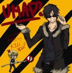 U MAD SHIZU-CHAN?