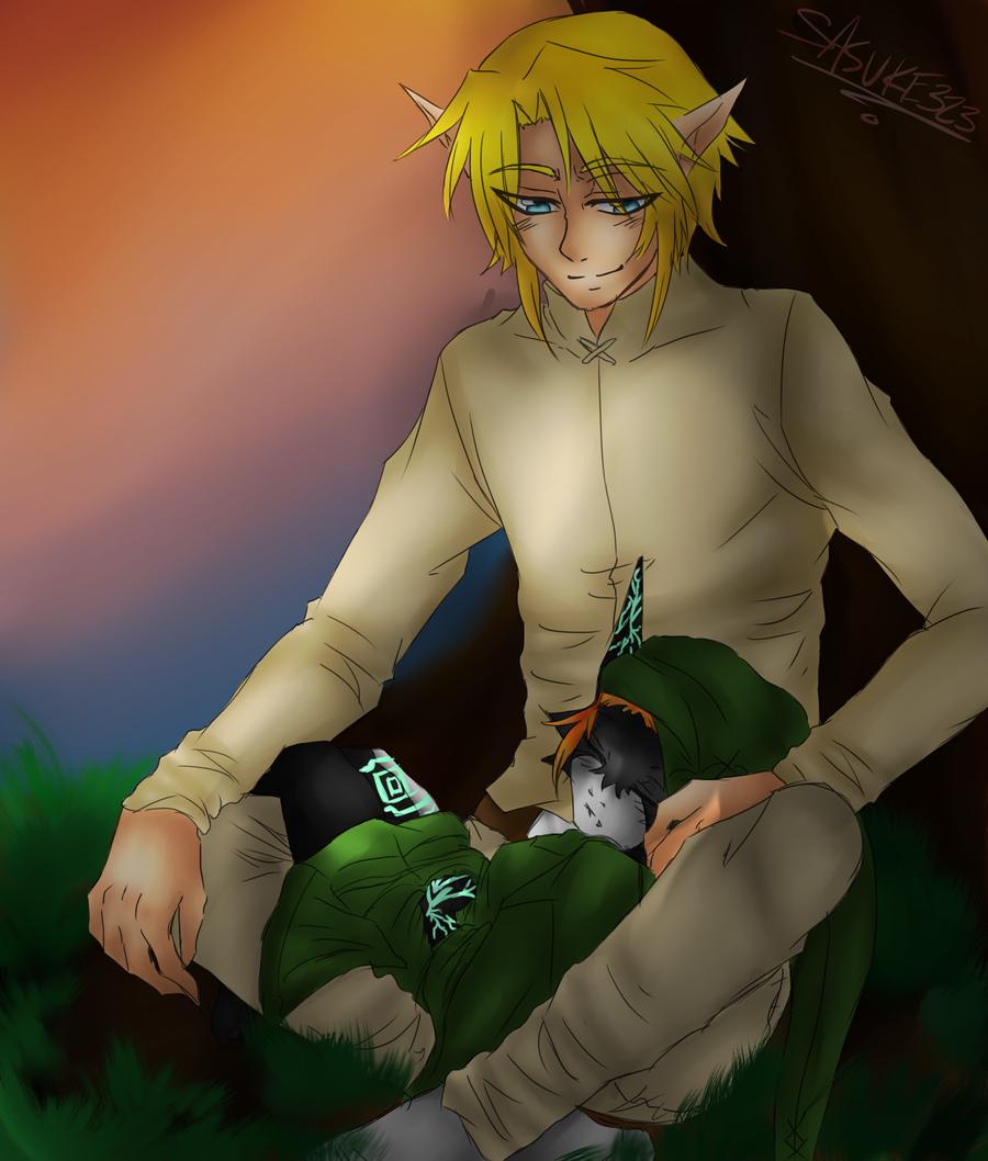 Long Deserved Rest by Sasuke323