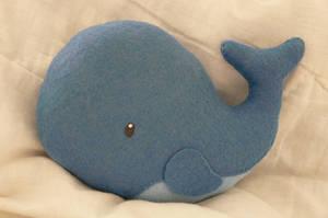 Whale by seapotato
