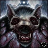 Werewolf by Fleshgoredon