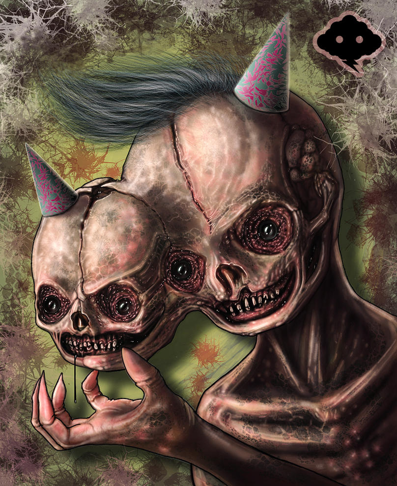 Doppelkopf by Fleshgoredon