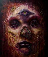 Acid Ghost by Fleshgoredon
