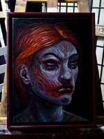 Witch by Fleshgoredon
