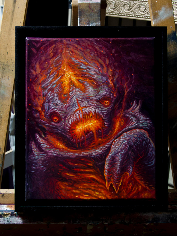 Magmania by Fleshgoredon