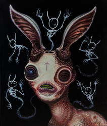 Esquilax by Fleshgoredon