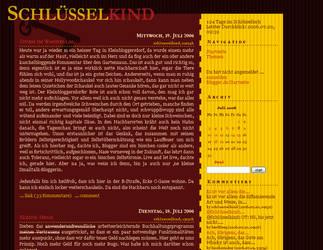 Schluesselkind by beetfreeq