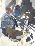Megaman Tribute Colors