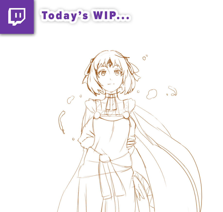 Twitch Status SCS Lily 01 by thatLD