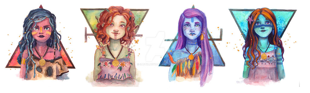 4 elements by saetiz