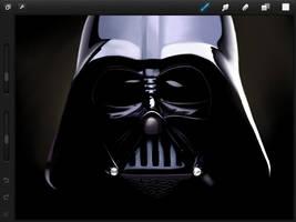 Vader by JamesCuda