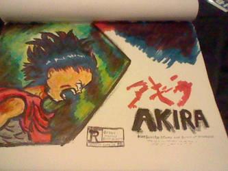 Akira Fanart by Mightydein