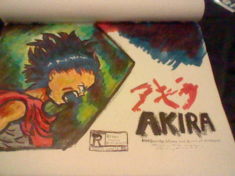 Akira Fanart